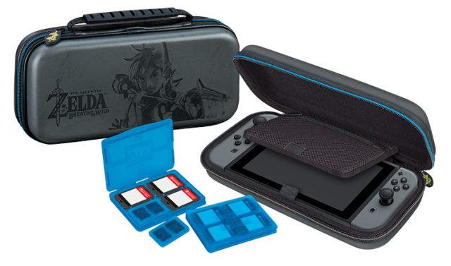 "Custodia trasporto Deluxe ufficiale ""Zelda"" - Packshot"