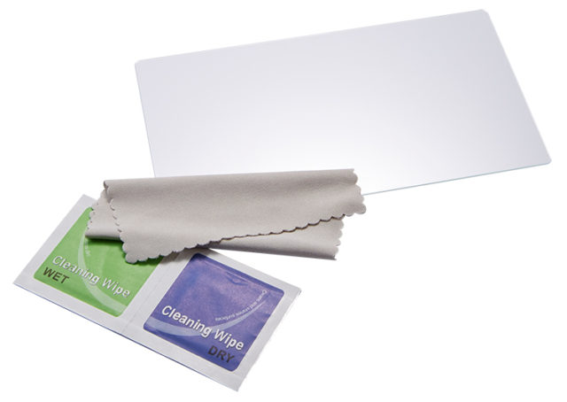 Proteggi schermo in vetro temperato per tablet Nintendo Switch™ - Packshot