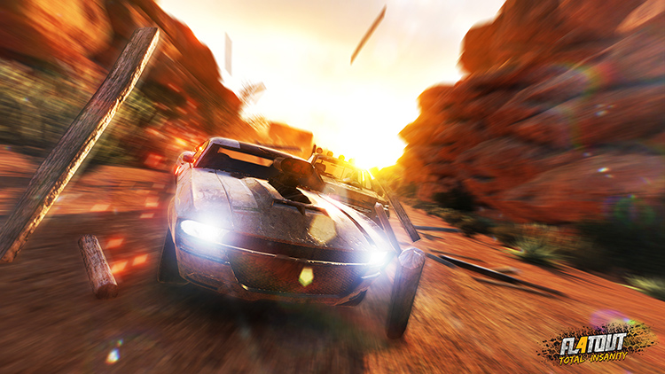 FlatOut 4: Total Insanity – Screenshot