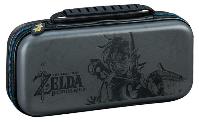 """Custodia trasporto Deluxe ufficiale """"Zelda"""" – Immagine"""