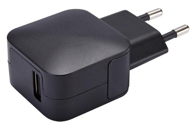 Adattatore AC per ricaricare il Nintendo Switch™ – Immagine