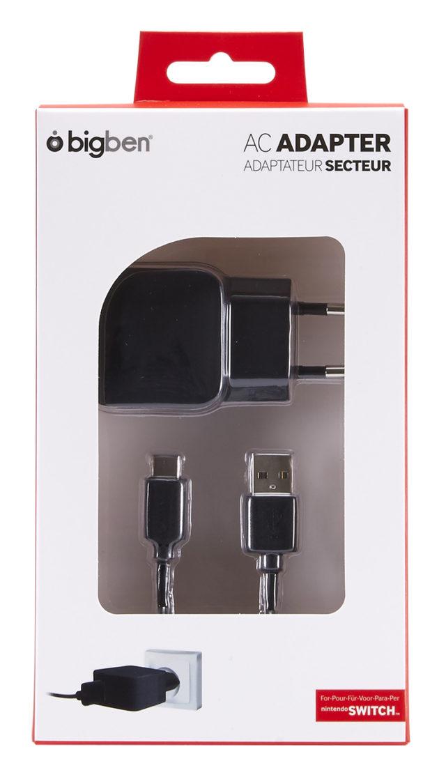 Adattatore AC per ricaricare il Nintendo Switch™ – Immagine#2tutu#3