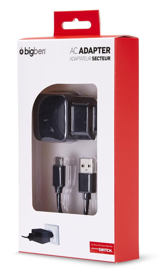 Adattatore AC per ricaricare il Nintendo Switch™ – Immagine#2tutu#4tutu