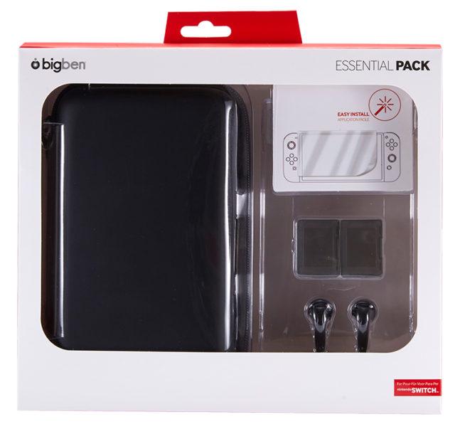Kit accessori protezione per Nintendo Switch™ – Immagine#2tutu#4tutu
