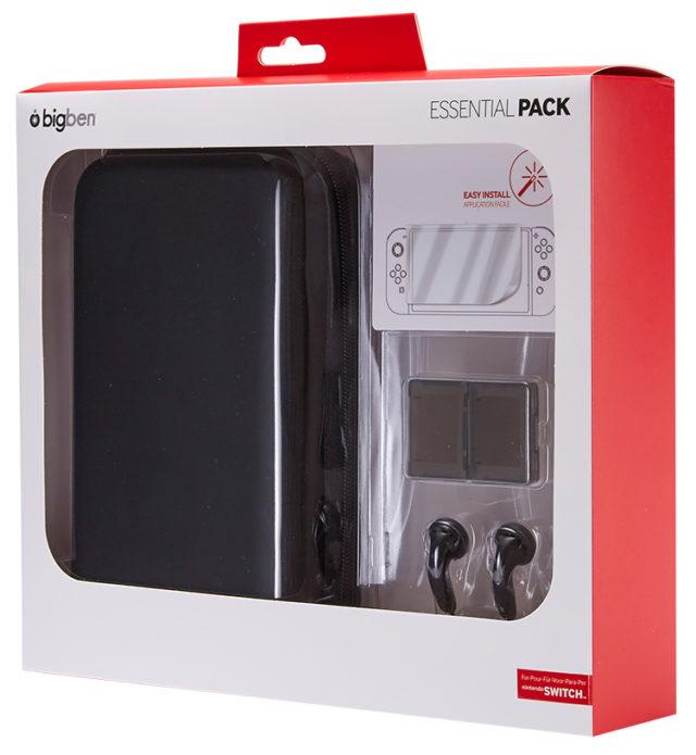 Kit accessori protezione per Nintendo Switch™ – Immagine#2tutu#4tutu#5