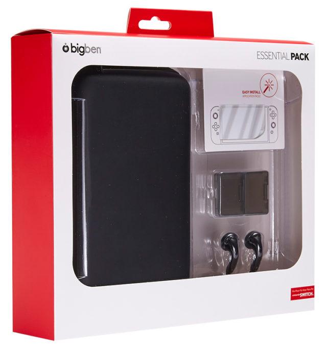 Kit accessori protezione per Nintendo Switch™ – Immagine#2tutu#4tutu#6tutu