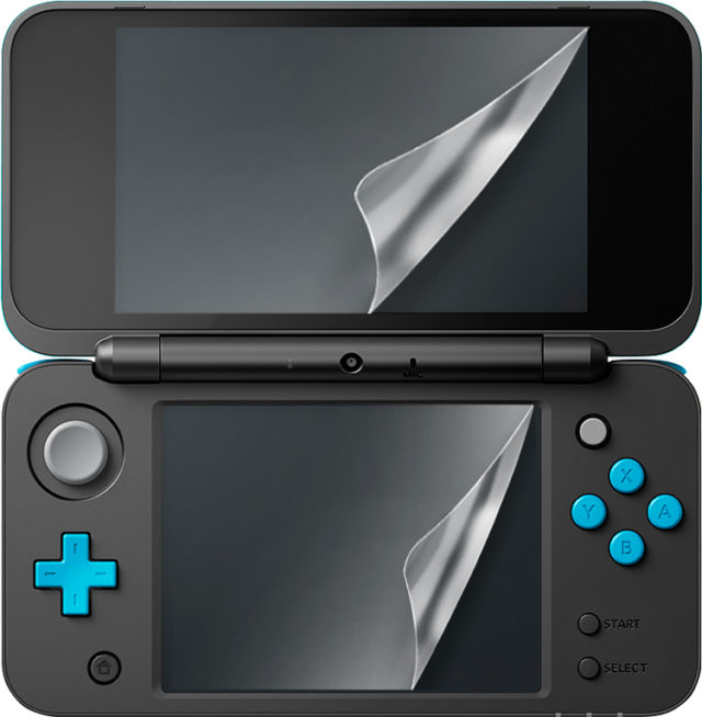Protective films for Nintendo NEW 2DS™ XL - Packshot