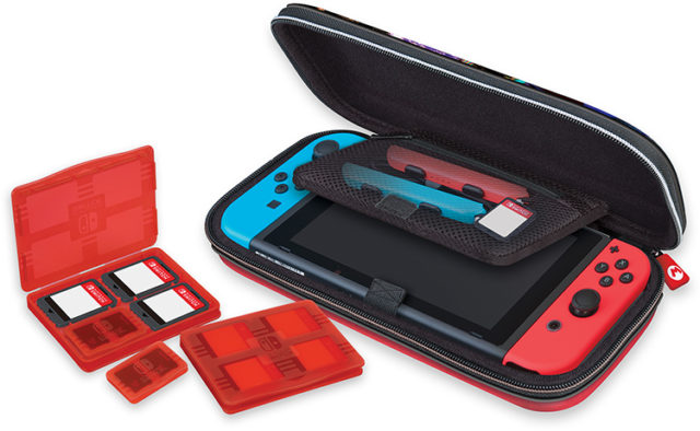 "Deluxe travel case official Mario kart 8″ "" - Packshot"
