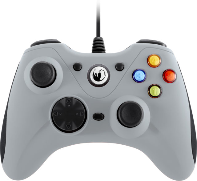 NACON PC Game Controller (Grey) – Packshot