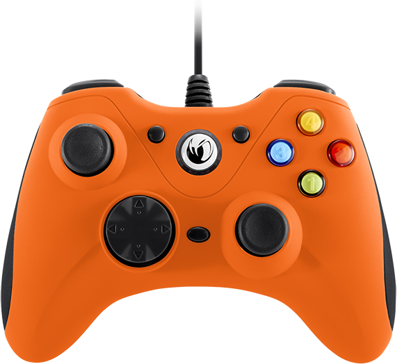 NACON PC Game Controller (Orange) – Packshot
