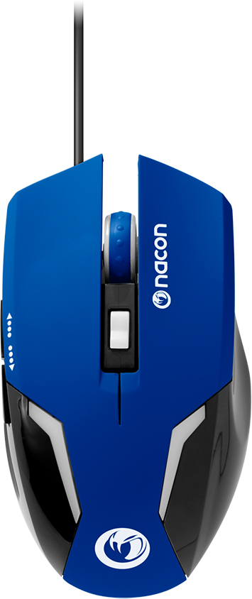 Nacon Optical Mouse (Blue) – Packshot
