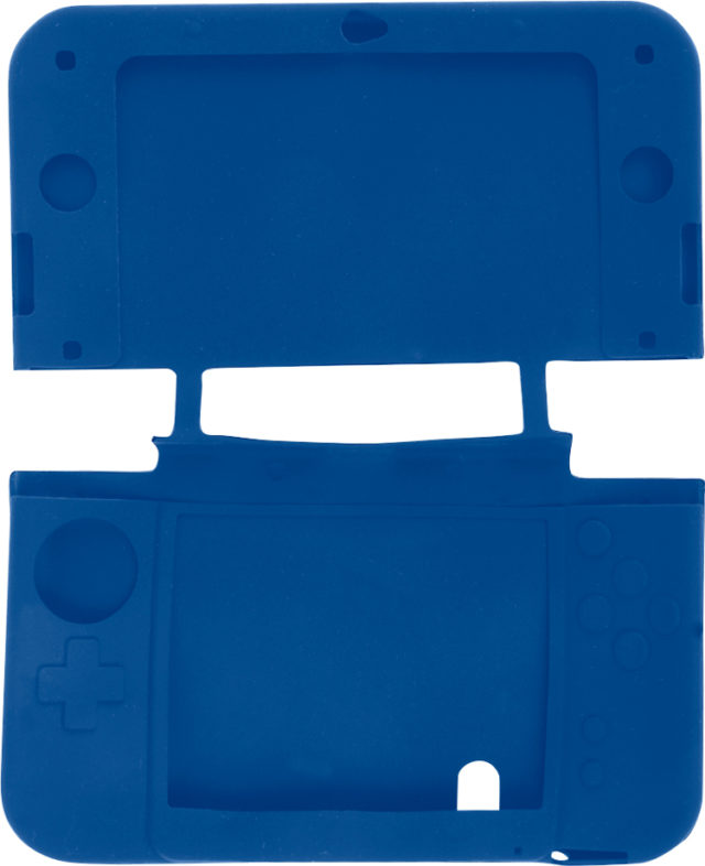 TPU protection for Nintendo New 2DS™ XL – Immagine#2tutu#4tutu#6tutu#7