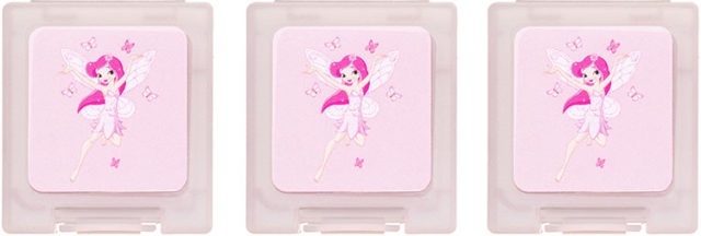 "Pack essential"" for Nintendo New 2DS™ XL/ Nintendo New 3DS™ XL""(limited edition""fairy"") – Immagine#2tutu#3"