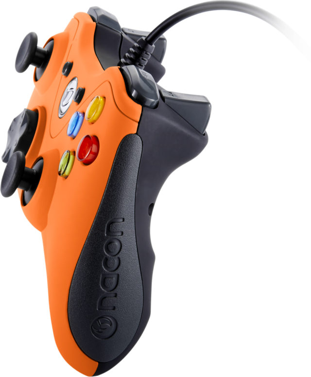 NACON PC Game Controller (Orange) – Immagine#1