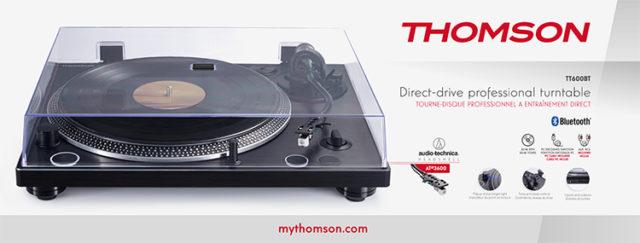 THOMSON Giradischi professionale direct-drive – Immagine#2tutu#4tutu#6tutu
