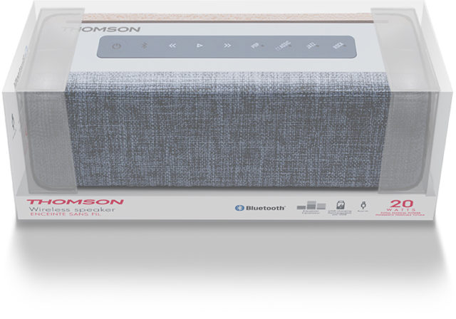 THOMSON wireless speaker – Immagine