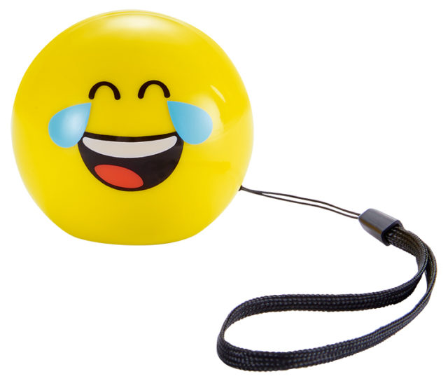 Speaker Wireless Portatile Smiley® – Packshot