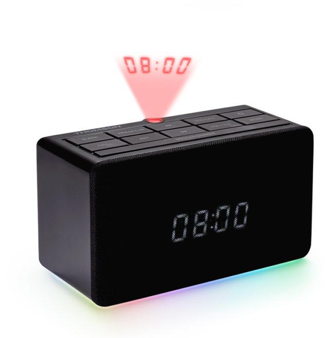 Radiosveglia con proiettore THOMSON - Packshot
