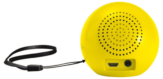 Speaker Wireless Portatile Smiley® – Immagine
