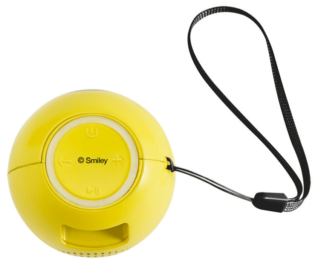 Speaker Wireless Portatile Smiley® – Immagine#1