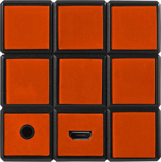 Rubik's Wireless Portable Speaker BT17RUBIKS – Immagine