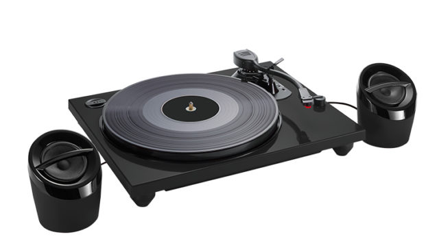Turntable & speakers TD114NSPS BIGBEN – Immagine#1