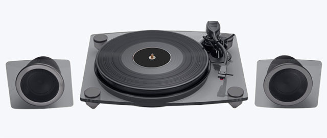 Turntable & speakers TD115NSPS BIGBEN – Immagine#1