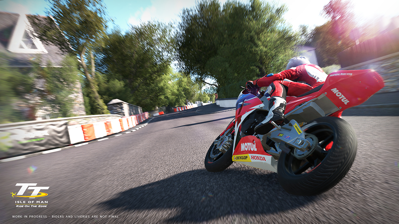 TT Isle of Man – Screenshot#1