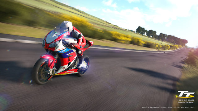 TT Isle of Man – Screenshot#2tutu