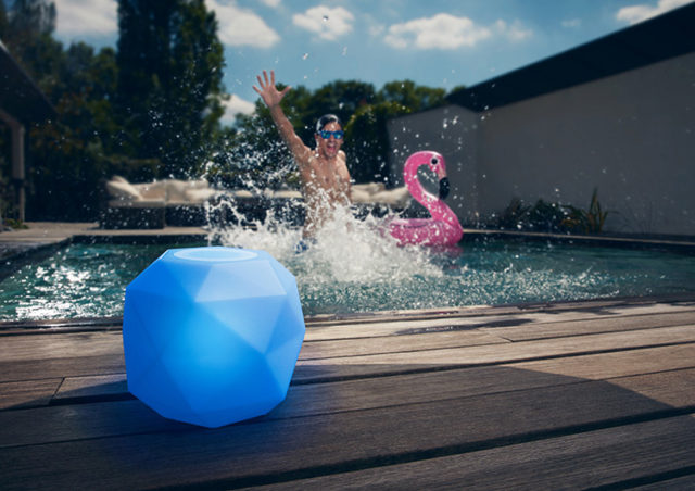 Light and bluetooth speaker Prisme CBLPRISMEM – Immagine#1