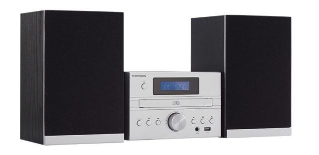 CD/MP3/USB Micro system MIC122BT THOMSON – Immagine