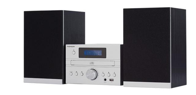 CD/MP3/USB Micro system MIC122BT THOMSON – Immagine#1