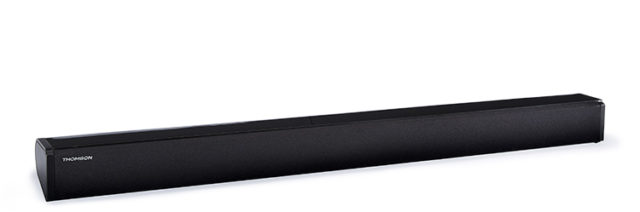 Soundbar with wired subwoofer – Immagine