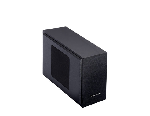 Soundbar with wired subwoofer – Immagine#2tutu