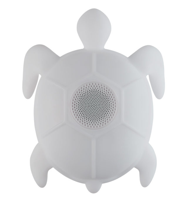 Outdoor and waterproof wireless luminous speaker BTLSTURTLE BIGBEN - Packshot