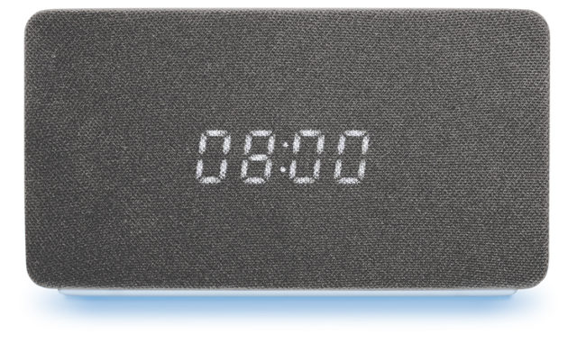 Alarm clock radio with projector CL301P THOMSON – Packshot