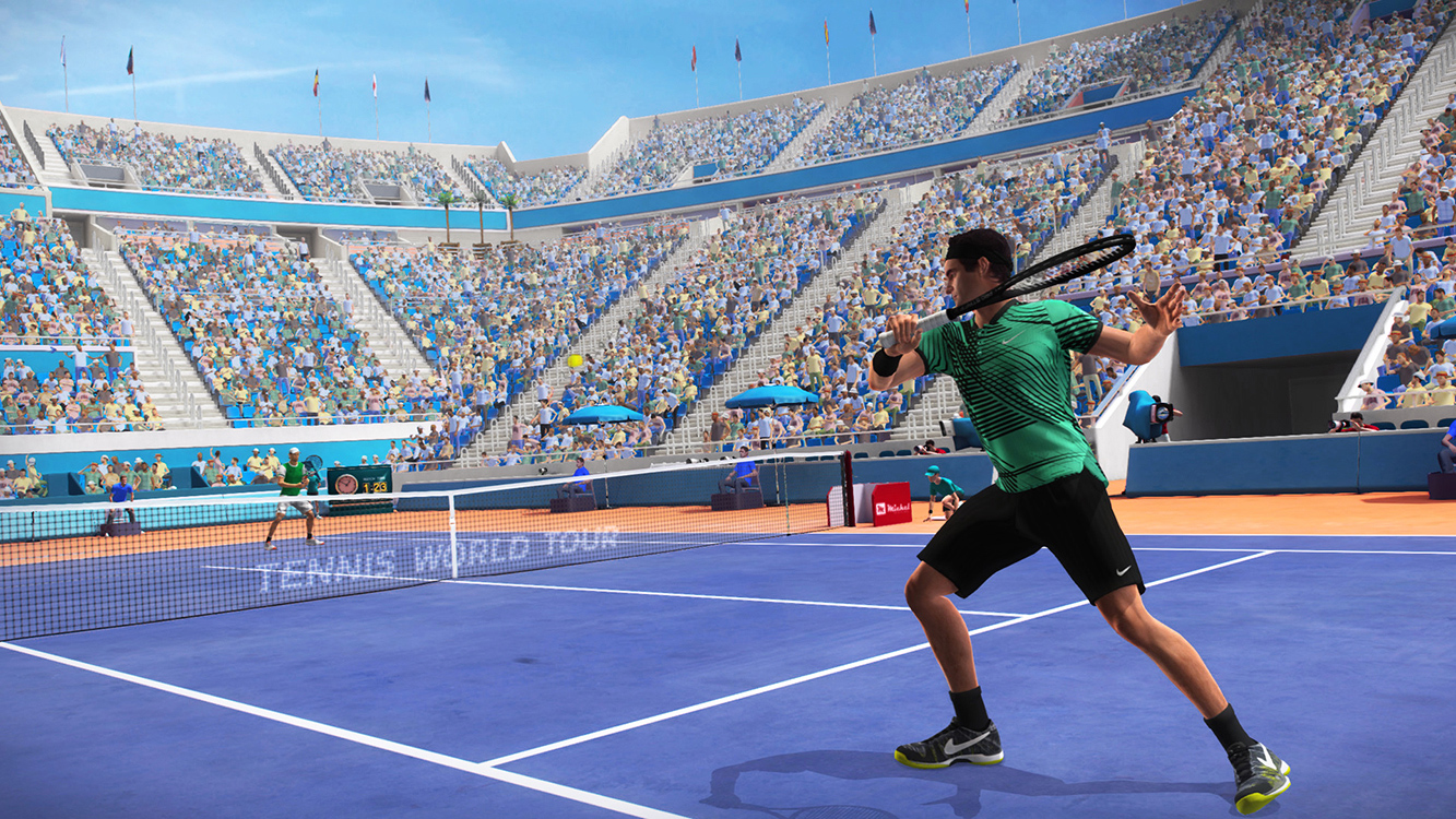 Tennis World Tour – Screenshot