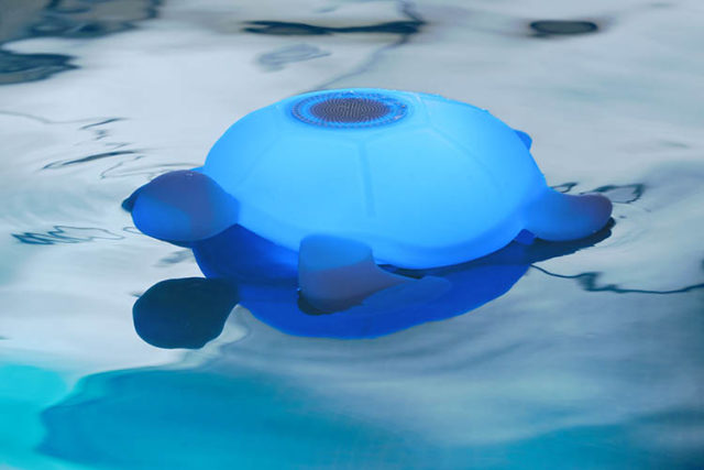 Outdoor and waterproof wireless luminous speaker BTLSTURTLE BIGBEN – Immagine#2tutu#4tutu#6tutu#8tutu