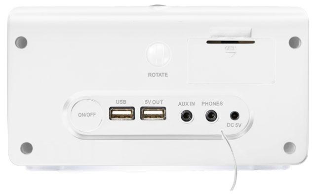 Alarm clock radio with projector CL301P THOMSON – Immagine#2tutu#4tutu