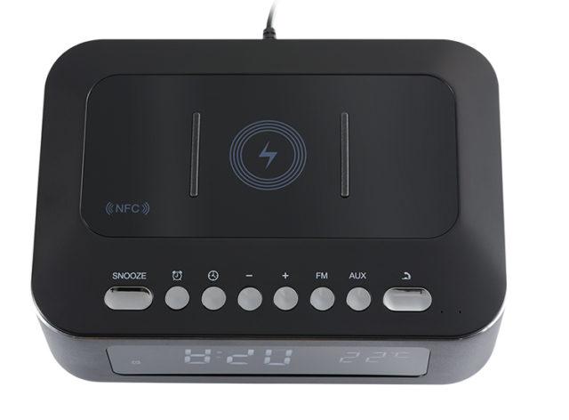 Clock radio with wireless charger CR400IBT THOMSON – Immagine#2tutu#3