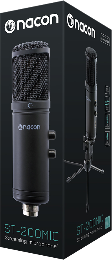 USB microphone for professionnal streaming and other applications – Immagine#2tutu#4tutu#5