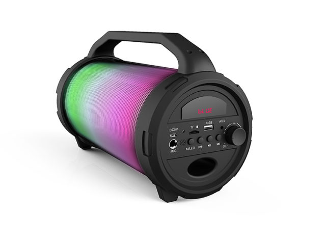 Lightning speaker bluetooth CYCLONE400BK – Immagine