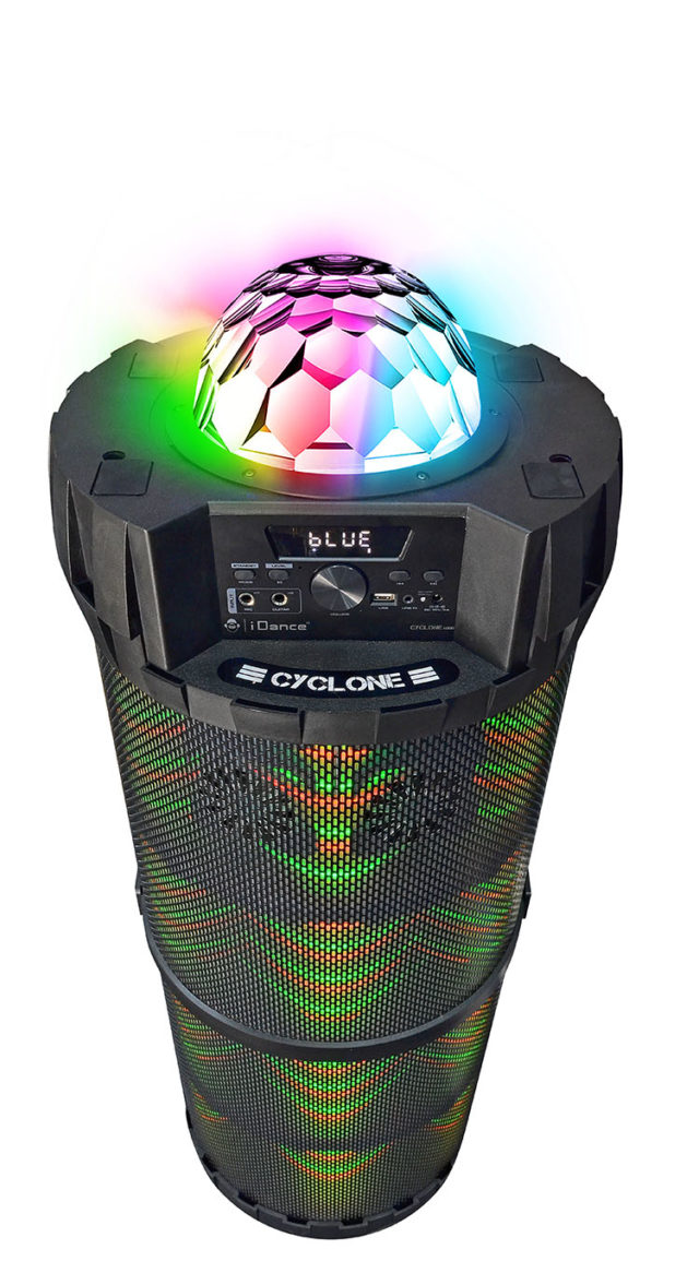 Bluetooth outdoor party system CYCLONE6000 I DANCE – Immagine