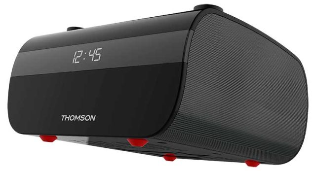 CD/MP3/USB/RADIO portable player RCD305UBT THOMSON – Immagine#1