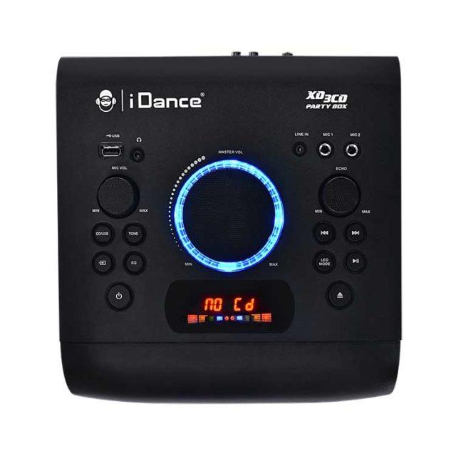 All-in-one bluetooth system + CD player XD3CD I DANCE – Immagine#2tutu#4tutu