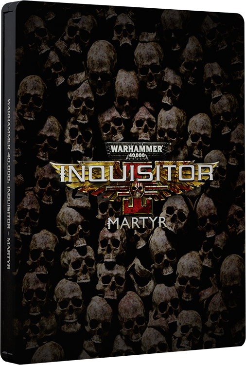 Warhammer 40,000: Inquisitor – Martyr – Imperium Edition – Bundle#1