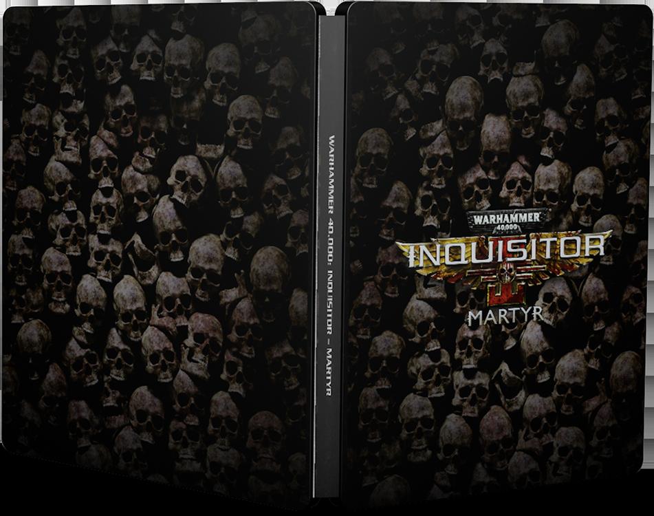 Warhammer 40,000: Inquisitor – Martyr – Imperium Edition – Bundle