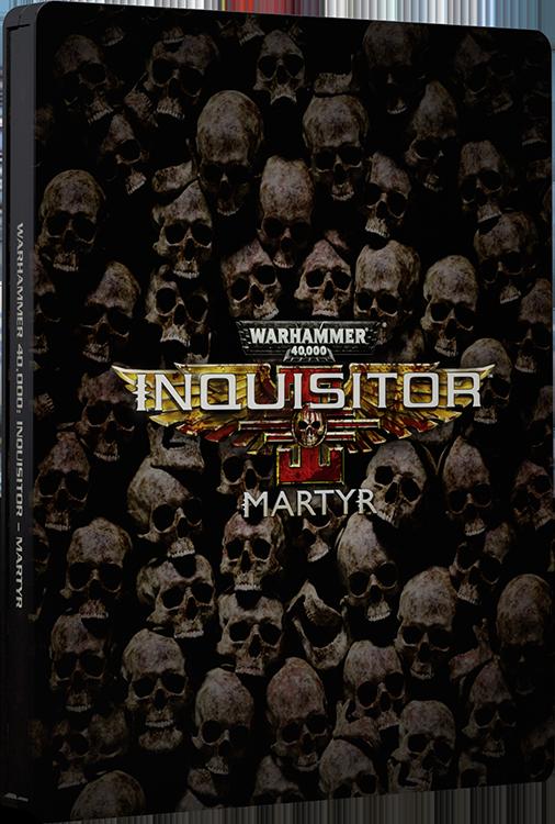 Warhammer 40,000: Inquisitor – Martyr – Imperium Edition – Bundle#1