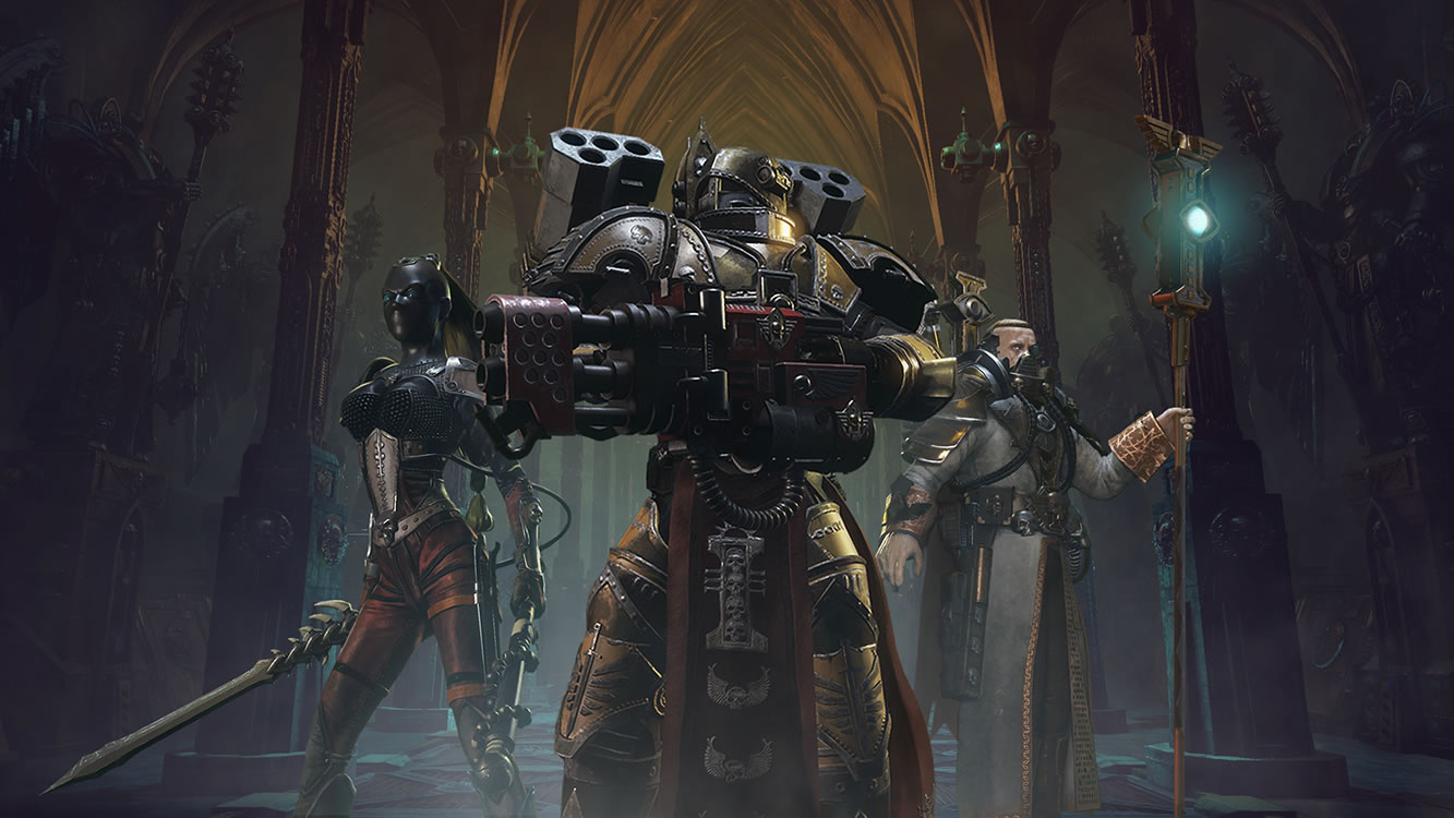 Warhammer 40,000: Inquisitor – Martyr – Screenshot