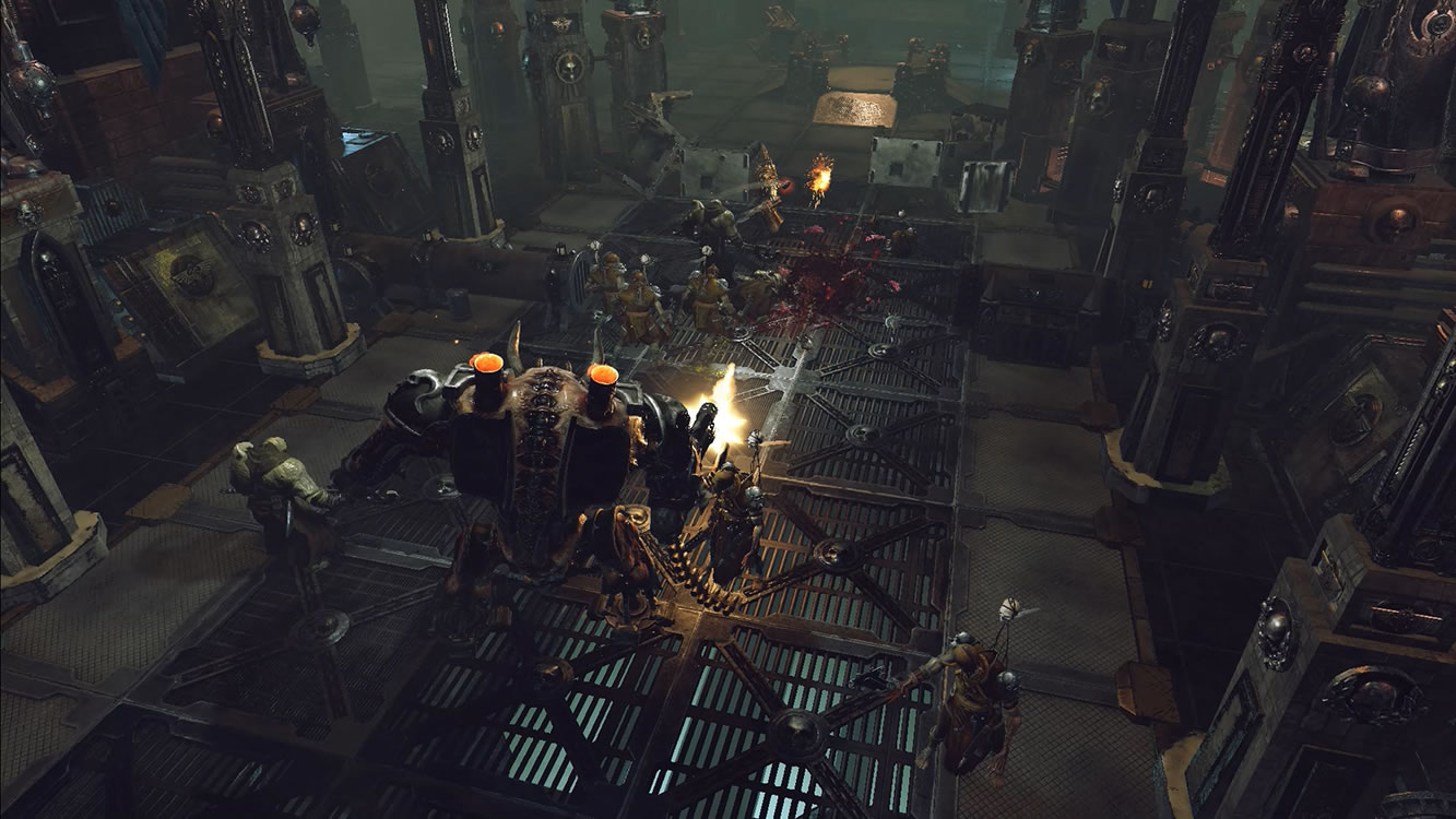 Warhammer 40,000: Inquisitor – Martyr – Screenshot#2tutu